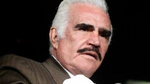 Hijo de Vicente Fernández culpa a periodista por escándalo de su padre