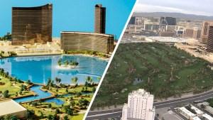 Cancelan construcción de laguna en el Strip