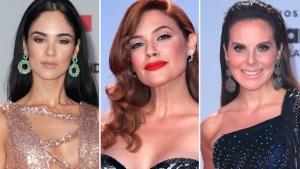 Estrellas desfilan por la alfombra roja de Premios Billboard