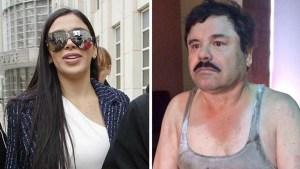"""La increíble historia de amor de """"El Chapo"""" y la reina"""