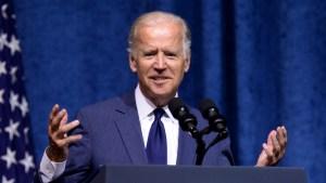 Joe Biden anuncia su precandidatura a la presidencia