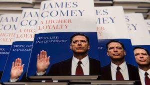Libro del exjefe del FBI revela intimidades sobre Trump