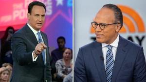 Decisión: los moderadores del primer debate demócrata