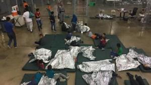 Políticos denuncian condiciones en centros de detención