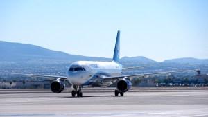 Interjet inaugura vuelo directo entre Las Vegas y México