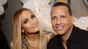 Jennifer López y Alex Rodríguez están comprometidos