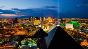Las Vegas, la ciudad de las luces y los supuestos ovnis