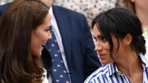 """Meghan y Kate juntas, lo que hicieron en su salida """"de solteras"""""""
