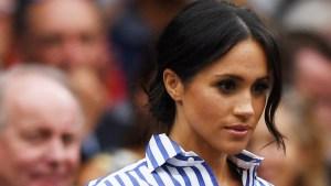 "Padre de Meghan Markle afirma que su hija está ""aterrada"" por la familia real"