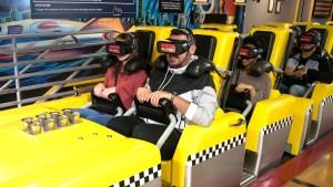 Adrenalina y tecnología: atracción innovadora en LV