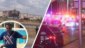 Se mudó de Las Vegas por masacre y muere en tiroteo