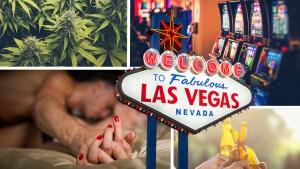 Estudio: Las Vegas es la ciudad más pecadora del país