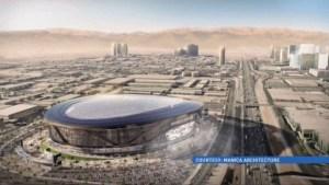 Se aprueba construcción de nuevo estadio de fútbol en Las Vegas