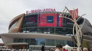 T-Mobile Arena: centro de entretenimiento en medio del Strip