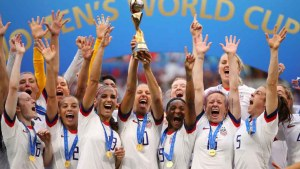 EEUU es tetracampeón del mundo, le gana a Holanda 2-0