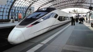Tren bala entre Las Vegas y Los Ángeles beneficiaría a millones