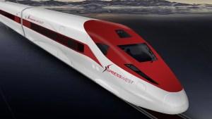Tren bala entre Las Vegas y California vuelve a la vida