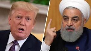 Trump amenaza a Irán y podría enviar miles de soldados