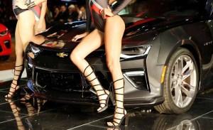 Moda y piel para celebrar al Chevrolet Camaro