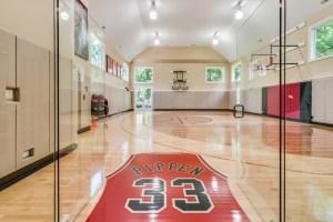 ¡En venta! La mansión de leyenda de los Bulls de Chicago