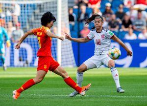 España hace historia en el Mundial Femenino al empatar