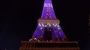 Hotel y casino Paris ofrece nuevo espectáculo de luces