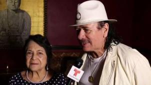 La vida de activista en apoyo a hispanos llega a las pantallas del cine