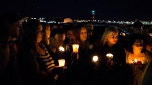 1° de octubre: la noche que cambió a Las Vegas