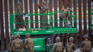 El millonario costo de la misión militar en la frontera