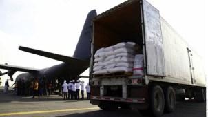 Inicia puente aéreo para reabastecer a Oaxaca