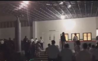 Cubanos escapan tras motín en Tapachula, México