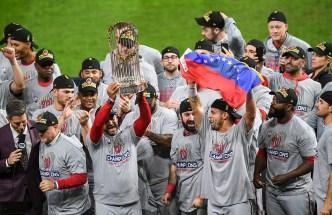 Histórico: Washington Nationals ganan la Serie Mundial