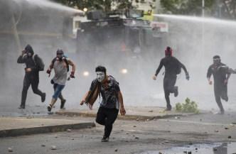 Estallido social chileno: avivan marcha contra Gobierno