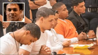 """""""Perdón"""": rompe el silencio uno de los asesinos de Junior"""