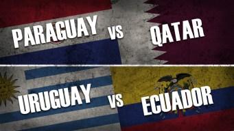 Copa América: reviva lo mejor de los partidos de este domingo