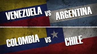Copa América: mira aquí en vivo los partidos de hoy