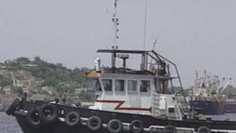 25 años del hundimiento del remolcador 13 de marzo