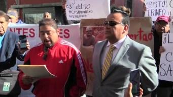 Exigen libertad de un defensor de migrantes acusado de trata