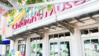 3 dólares para entrar al Children's Museum