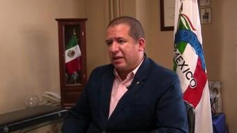 Fabricante mexicano de banderas lucha contra competencia china