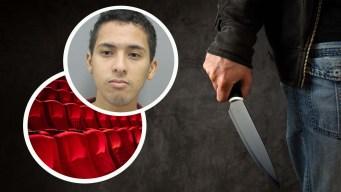 Policía: dijo que tenía parásito antes de apuñalar a papá