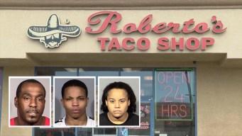 Policía: paran por tacos tras robar negocio en el área