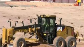 Crece demanda de empleados de construcción en Las Vegas