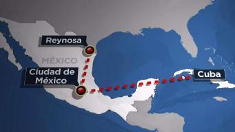 Cubanos presuntamente secuestrados en México