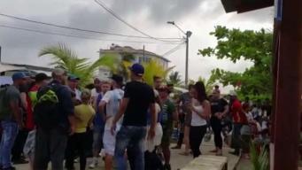 Cubanos varados en Colombia quieren ir a Panamá