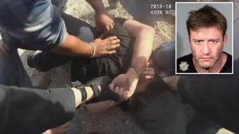 Exluchador de UFC es arrestado por manejar intoxicado
