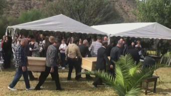 Miembros de la familia LeBarón regresa a Arizona tras masacre