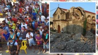 Filipinas: sube cifra de muertos tras 2 fuertes terremotos