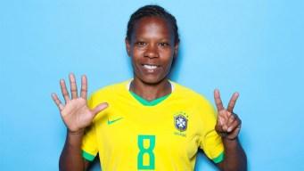Formiga, récord como la primera que juega en siete Mundiales