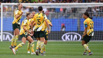 Resumen del juego: electrizante Brasil - Australia